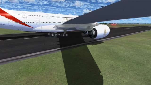 Project airbus a380   the a380 freeware from project airbus has.